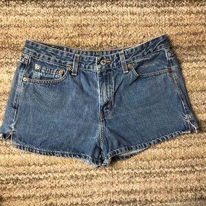 VTG Levi's Orange Tag Jean Shorts